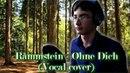 Rammstein Ohne Dich Vocal cover The КоллекционеR