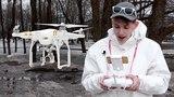 Купил дрон! Первые полёты DJI Phantom 3SE ОБЗОР