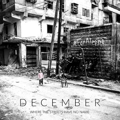 December альбом Where the Streets Have No Name