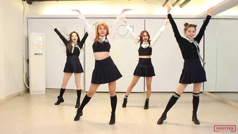 Timing(타이밍)_Choreography_English School Look1_하이틴(HIGHTEEN)