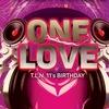 17.02.2018 🖤  ONE LOVE @ ГЛАВCLUB GREEN CONCERT
