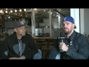 Stephen Amell Andrew Harding Interview at Nocking Point