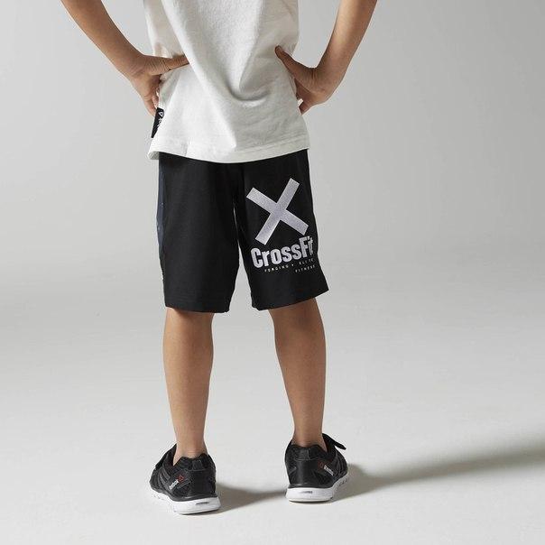 Шорты для мальчиков Reebok CrossFit