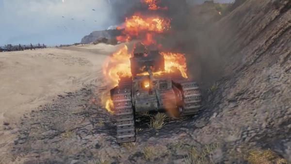 World of Tanks ЛРН выпуск 54. Безумные стояки