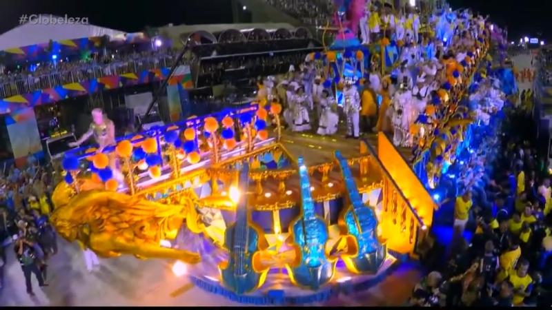 UNIDOS DA TIJUCA - RJ - Carnaval 2018 - DESFILE COMPLETO