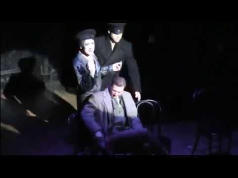 Cabaret (Broadway 2014) Alan Cumming Emma Stone