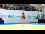 Сабина Аширбаева - обруч // Asian Championships, Astana, Kazakhstan - 24 - 27.06.2017