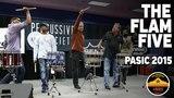 Performance Spotlight The Flam Five (PASIC 2015)