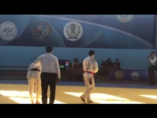MMA Fighters KZ: Жаслан vs. Рома!