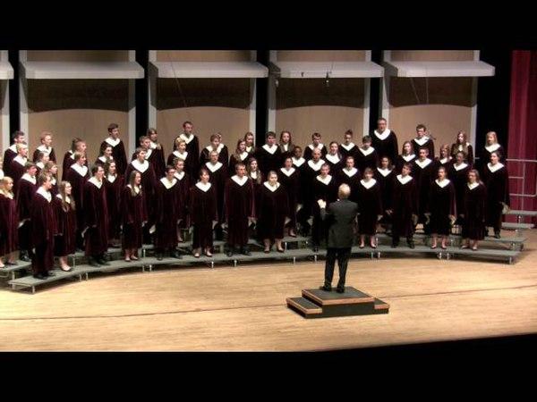 Witness - arr. Jack O'Halloran - Gustavus Choir, Gregory Aune, Conductor