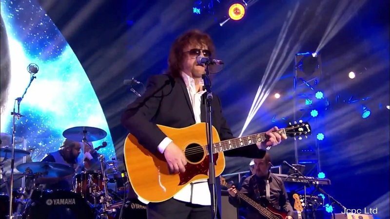 """Electric Light Orchestra """"Cant Get It Out of My Head"""" Live In Hyde Park 2014"""