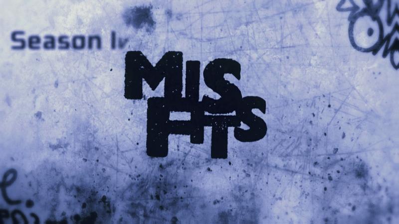 Misfits Отбросы Сезон 4 Серия 1 2012
