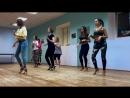 Lady style Bachata - Ksenya - Школа танцев Шарм в Чебоксарах