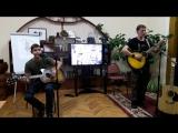 Песня ЗД # Коля Бочаров и Руслан Рамазанов#лагерь Мицар#песни под гитару