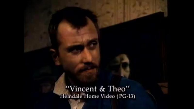 Винсент и Тео (Vincent Theo, 1990) Trailer