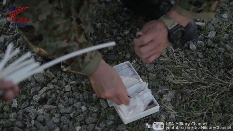 プリマコード(導爆線)でドアブリーチング 陸上自衛隊米海兵隊 - アイアンフィスト2018