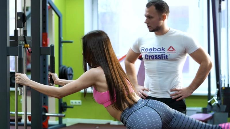 Фитнес-тренер Пополитов Владислав PopolitovTEAM