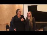 Концерт памяти М.И. Глинки. 06.12.17. А.Гурилев.