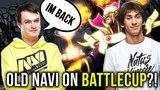 XBOCT Back to Na'Vi OLD Player Reunite on Battlecup, Dendi Invoker - Dota 2