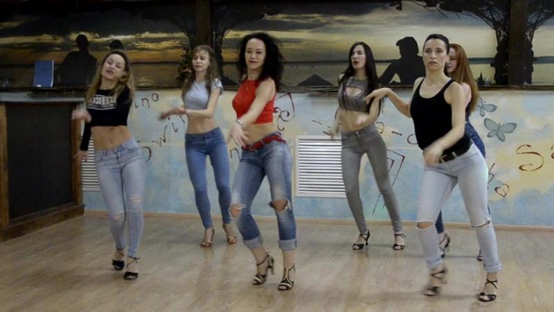 Танцы сальса кубана