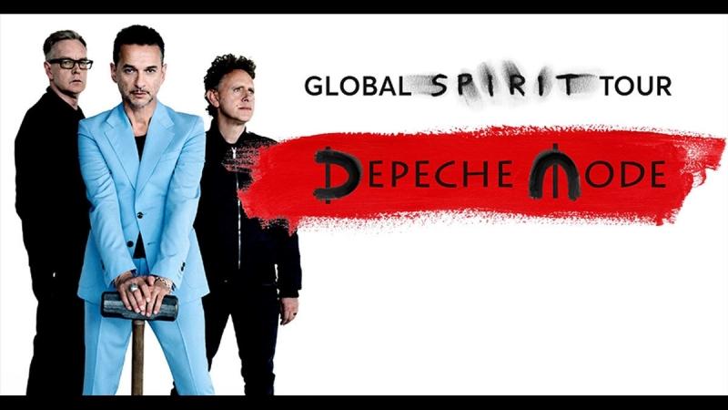 Трансляция DepecheMode Mexico City, Mexico, Foro Sol, 13 March 2018