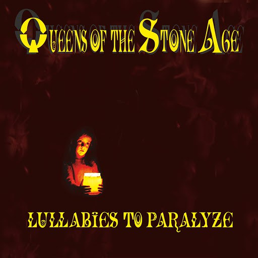 Queens of the Stone Age альбом Lullabies to Paralyze