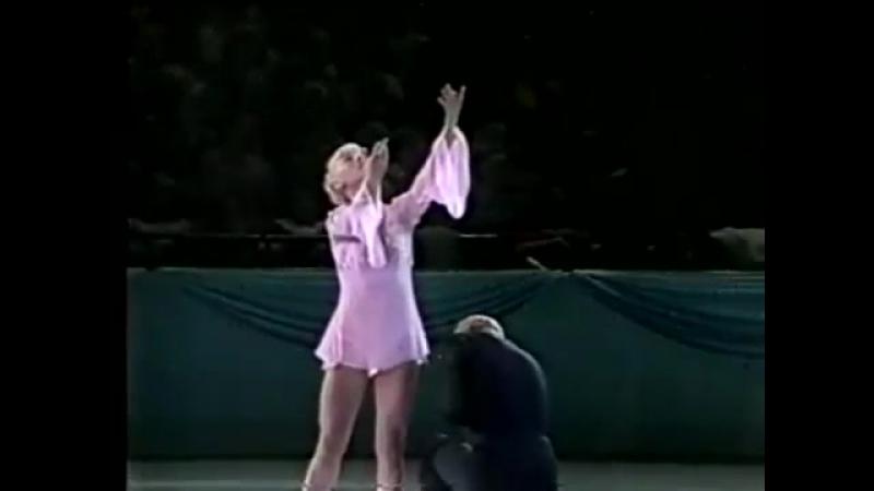 Людвиг ван Бетховен. Лунная соната. Л. Белоусова - О. Протопопов - 1985