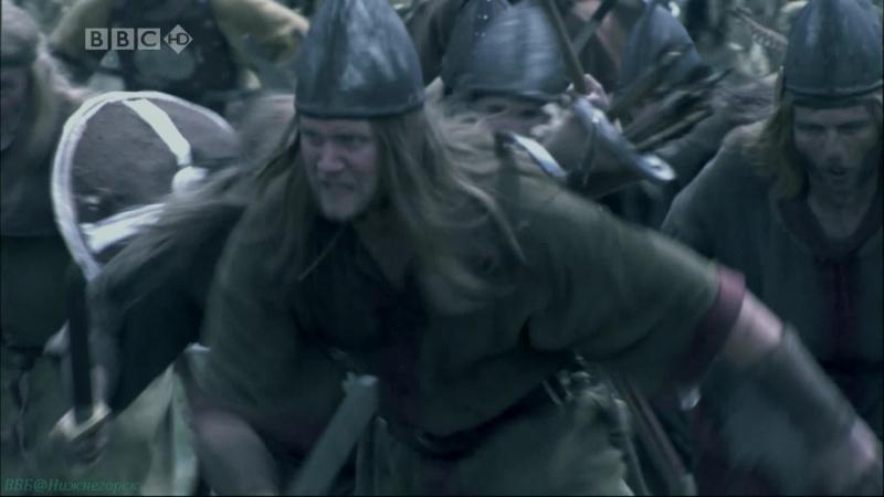 BBC Великие воины Аттила вождь гуннов Худ документальный история 2008