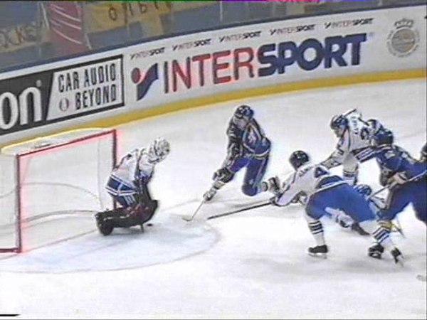Suomi - Ruotsi Jääkiekon MM 1995 Finaali