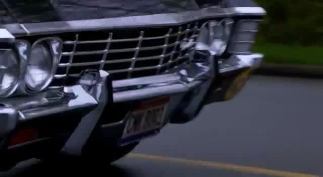 Supernatural - Chevy Impala 1967