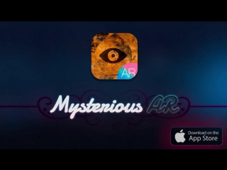 Mysterious AR - a puzzle game for ARKit