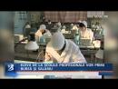 ELEVII DE LA ȘCOLILE PROFESIONALE VOR PRIMI BURSĂ ȘI SALARIU