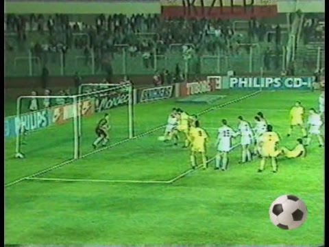 Galatasaray 1 - Spartak Moskova 2 (13.04.1994)