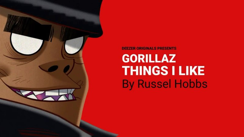 Gorillaz: Things I Like by Russel - Episode 3: Peven Everett - Are aliens amongst us?