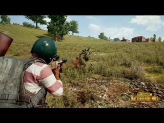 Playerunknown's Battlegrounds - ShadowPlay Highlights