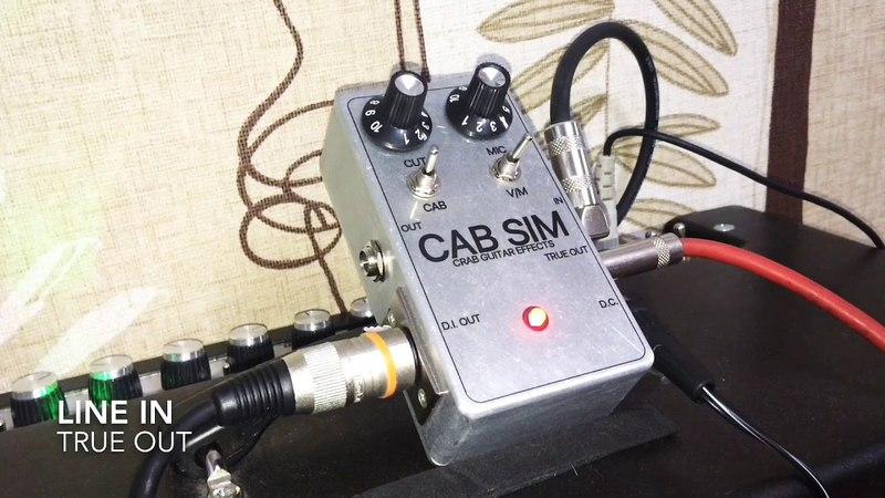 Cab Sim D.I.