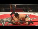 Fuminori Abe vs Takuya Nomura BJW To Was Gat Early