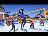 Чемпионате Европы по снежному волейболу 2018. Мужчины. 1/2 финала 25 марта 11.00