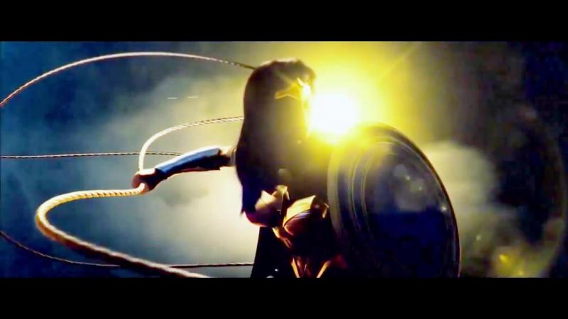 Лига Справедливости: Война Бесконечности (фан-трейлер)