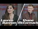 Team Olly Interview Lauren Bannon Shane McCormack The Voice UK 2018