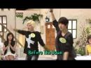 【TVPP】Sungyeol,SungjongINFINITE - Scorpion Dance, 성열,성종인피니트 - 신곡 'BTD'의 전갈 춤 @ Three Turns