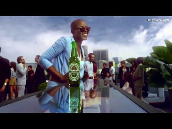 Heineken 2018 'Lighter is better' advert Racist