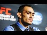 РЕАКЦИЯ ТОНИ ФЕРГЮСОНА НА ОТМЕНУ БОЯ С ХАБИБОМ НУРМАГОМЕДОВЫМ НА UFC 223