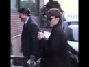 [FANCAM] Zion.T arrived at the wedding venue (03.02.2018)
