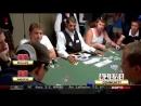 WSOP 2008 Main Event - Royal Flush vs. Quad Aces