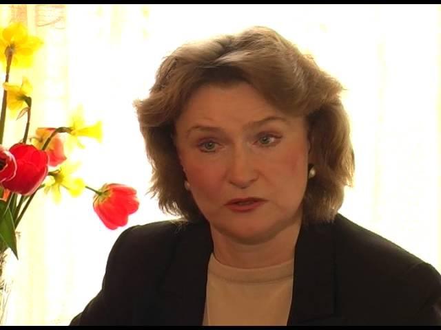 Наталия Нарочницкая о Православной культуре