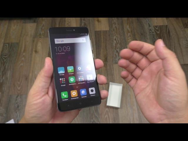 Xiaomi Redmi Note 4X 3 GB 32 GB / CDMA GSM! ► Посылка из Китая / AliExpress