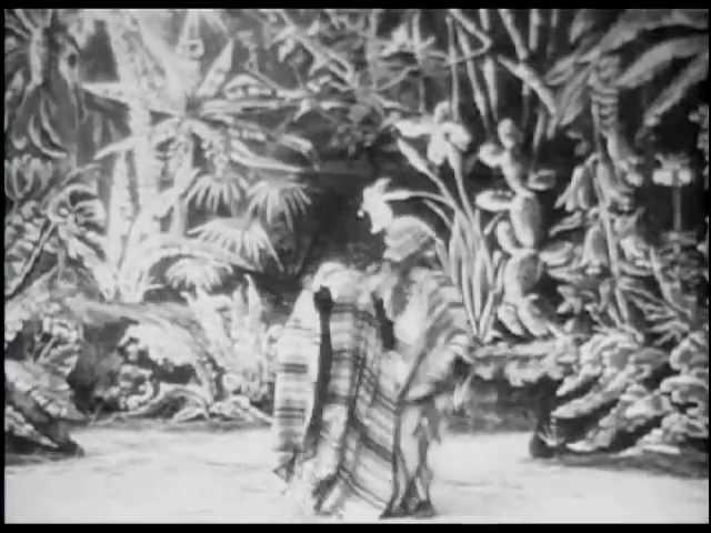 The Brahmin and the Butterfly (1901) - GEORGES MELIES - La chrysalide et le papillon d'or