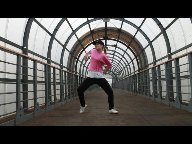 Paul Allen - Down (Feat. Feez)/dancer Yukka