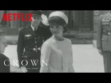 The Crown Jackie Fever The Kennedy's Visit To Buckingham Palace Netflix